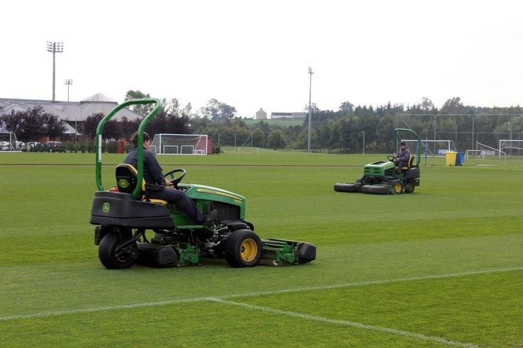 Rangers FC training ground B