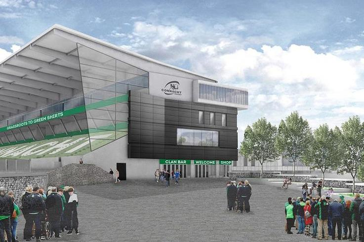 Connacht Rugby New Stadium