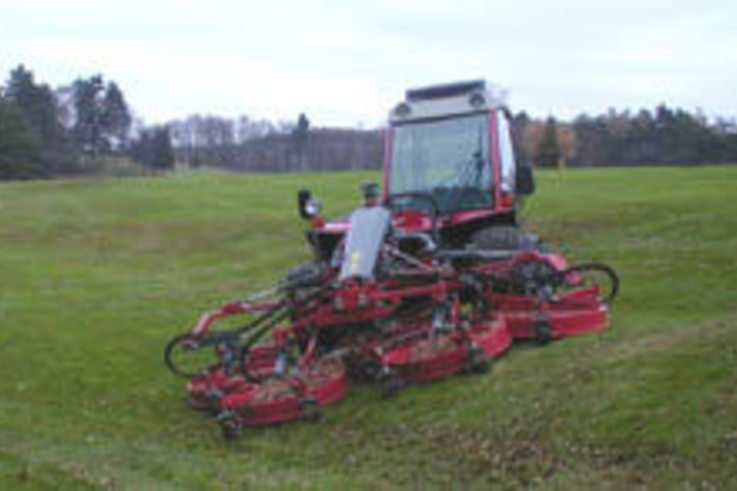 Aebi on show at BTME 2005