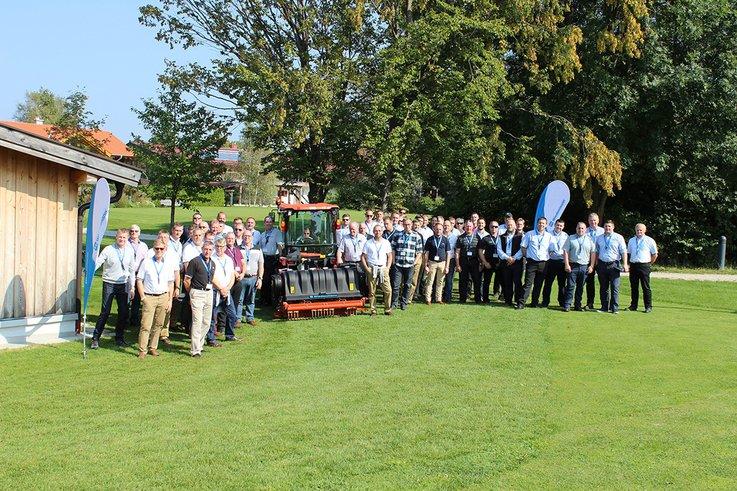 Wiedenmann UK with 54 dealer staff  A