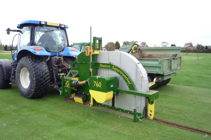 Supertrencher 760 060