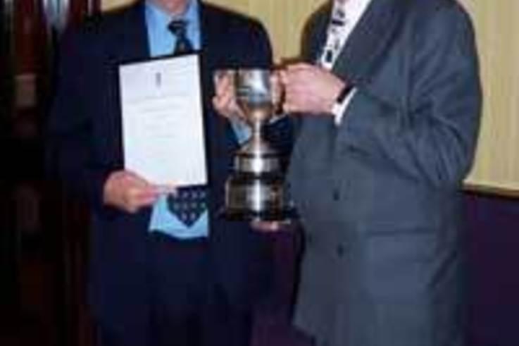 Groundsmen's achievements celebrated at ECB awards dinner