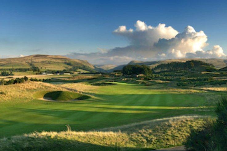 The PGA Centenary Course Gleneagles