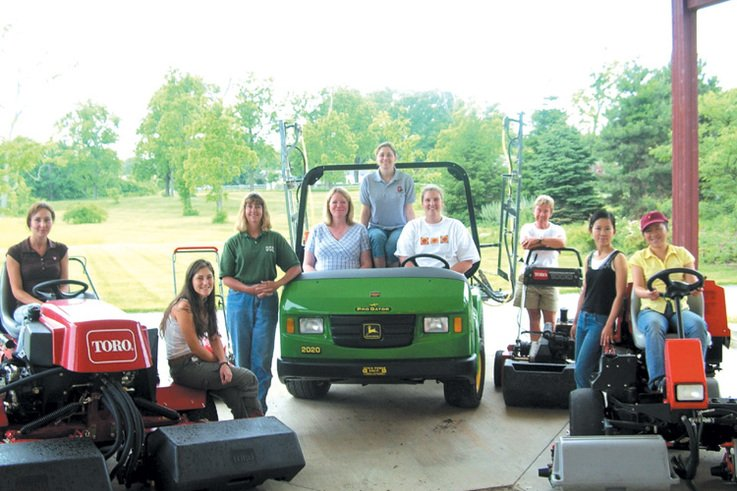 Women in Turfcare