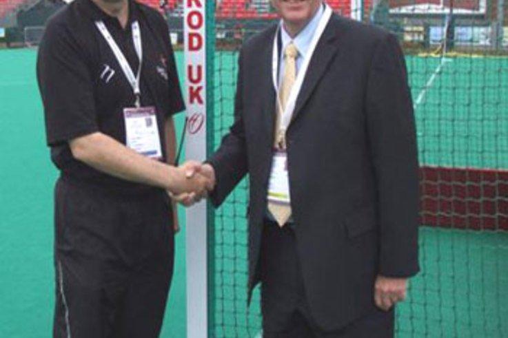 Harrod UK Ltd supply EuroHockey Nations Championships