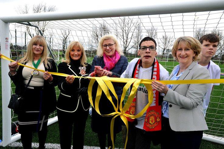 Football Foundation Cheshire