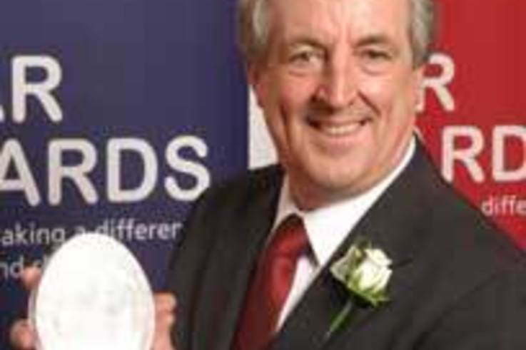 Engineering lecturer wins top STAR award