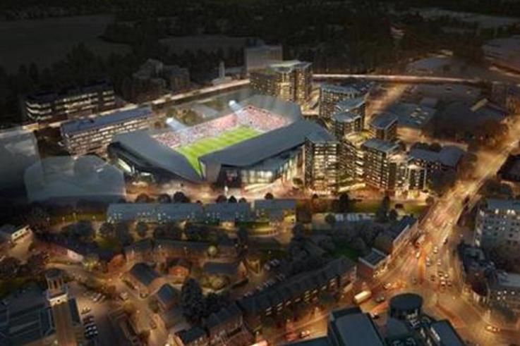 Brentford FC plans data tag