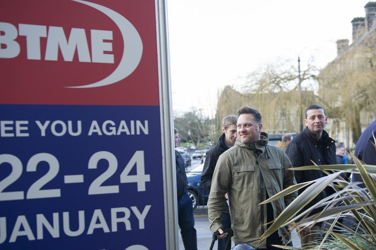 BTME 2019 Runs From 22 To 24 January 2019