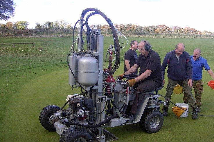 Golf Scamper