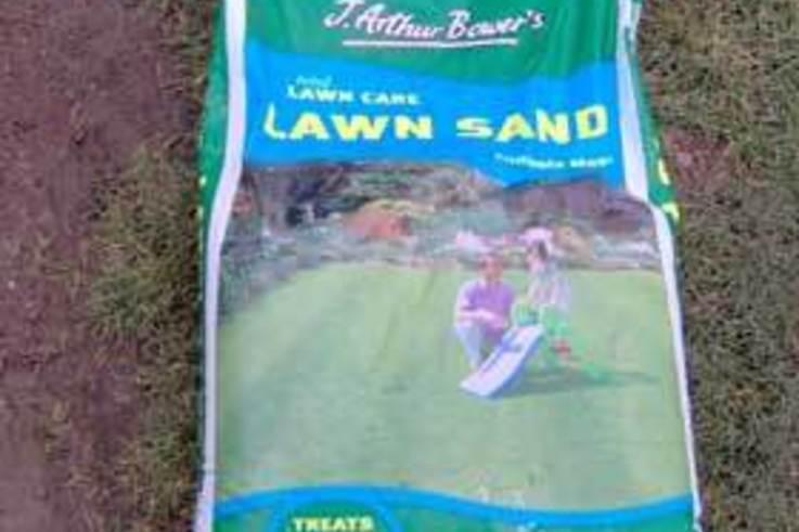 Lawn Sand