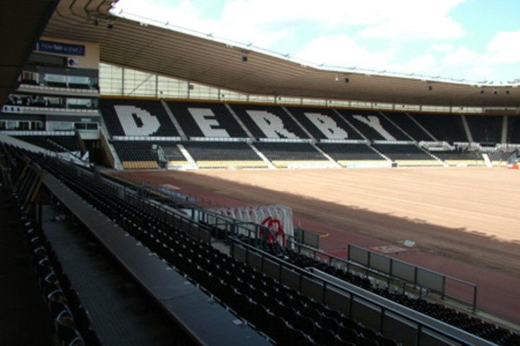 Pride Park Summer Renovations