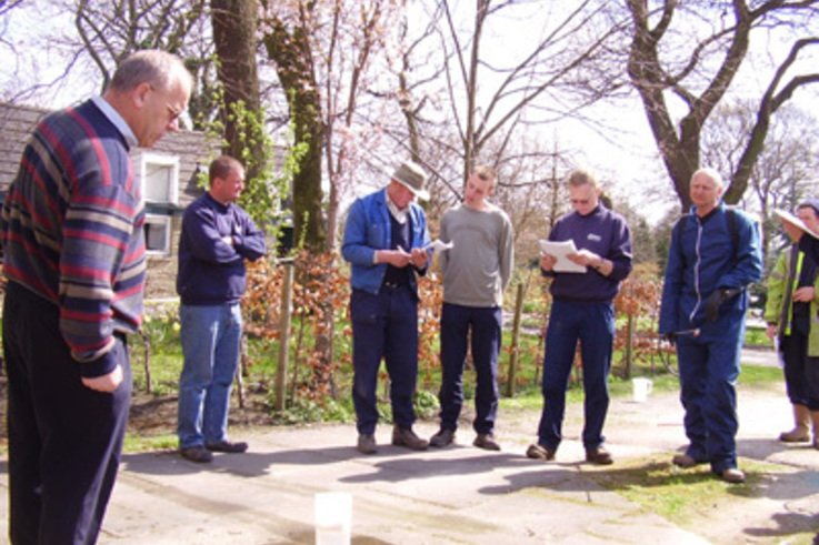Calderdale Parks and Street Scene NRoSO Training