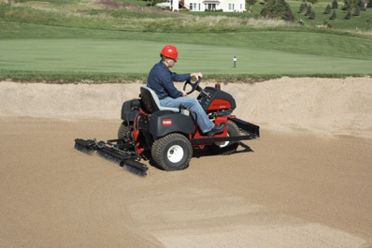 New TORO sand Pro machines tackle bunkers and beyond