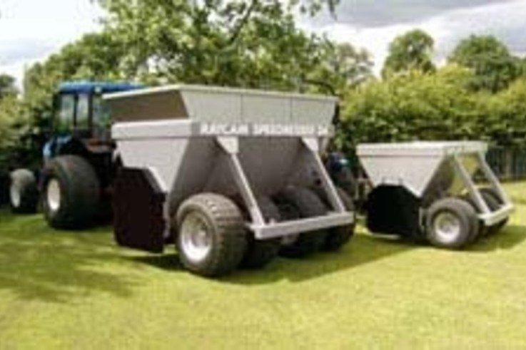Campeys show quick and complete Turfcare solutions