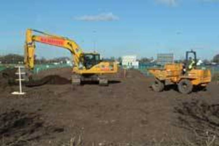 Blakedown Construct  New Extension to Gardeners World Site.