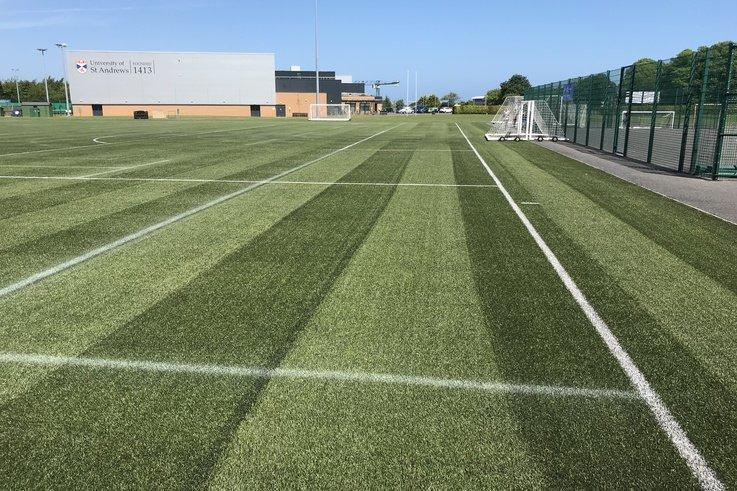 St Andrews University Pitch IMG 0306