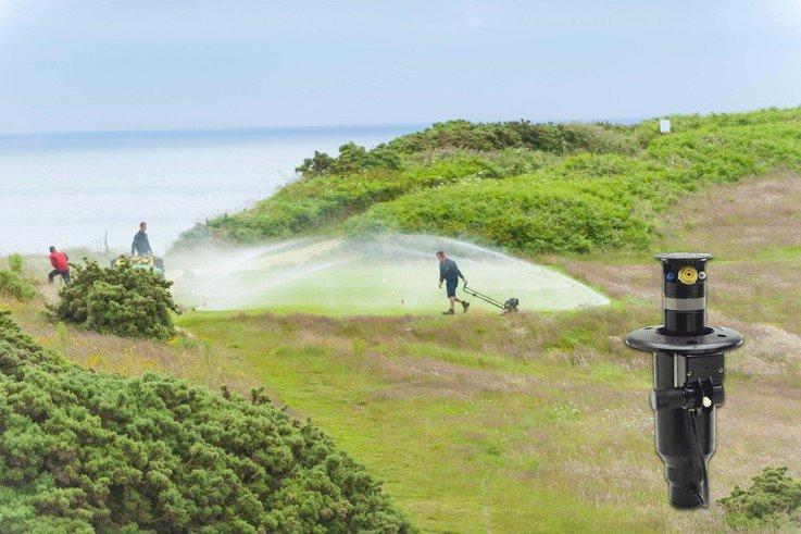 PR4072 DT Series sprinklers @ Royal Cromer GC
