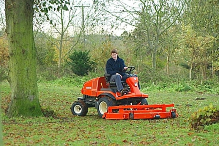 High Output Mowers to be unveiled at BTME 2006