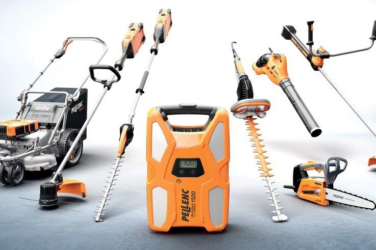 Pellenc Battery Powered Tools From Etesia Uk