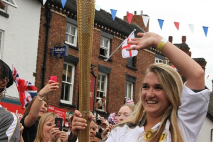 OlympicTorch