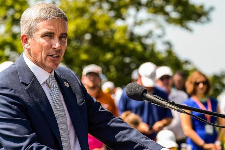 PGA Jay Monahan