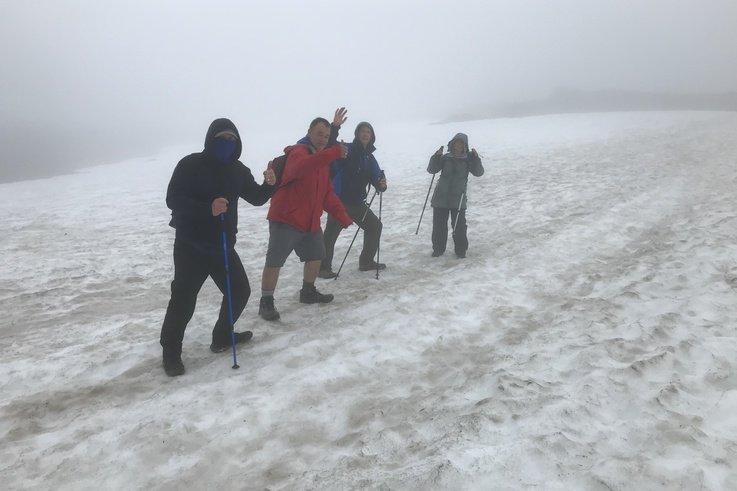 Bernhard 3 Peaks Climbing