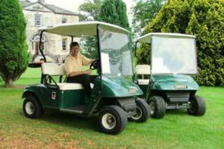 Sales of LPG golf cars Accelerate in The North of England