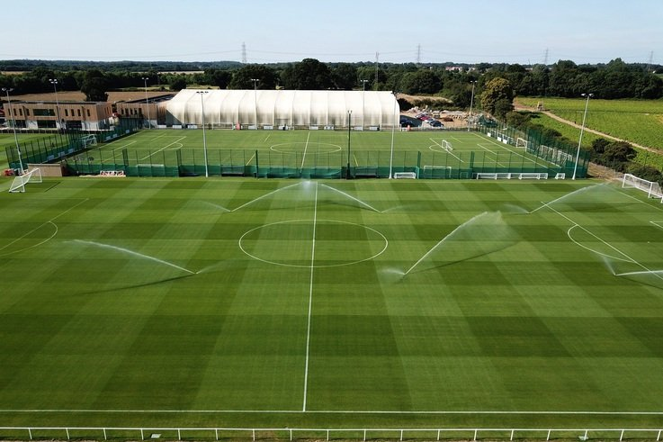 KAR UK Hunter Irrigation Norwich City FC Training Ground.JPG