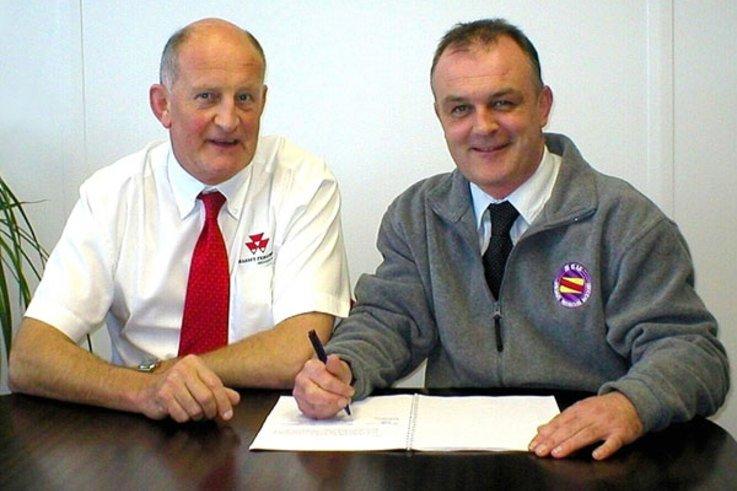 SGM Signing