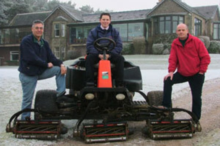 Significant Investment at Lanark Golf Club