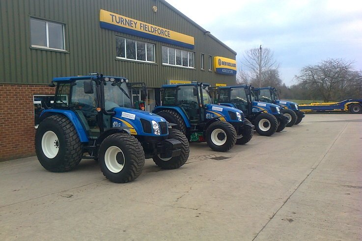 New Holland T5050s