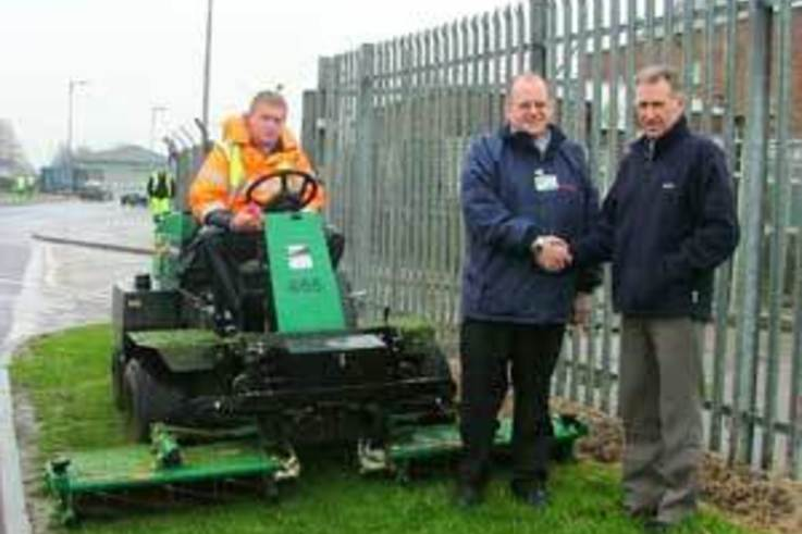 More grounds care equipment for Peterborough City Council