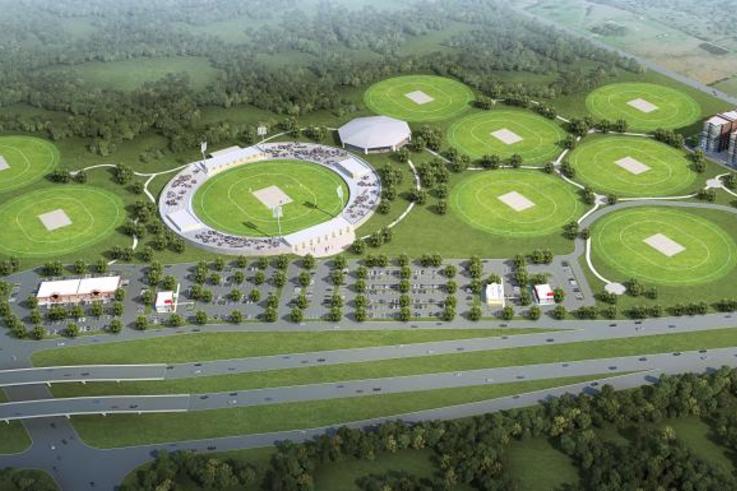 Prairie View Cricket Complex
