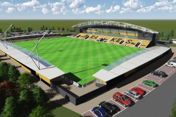 Leamington FC New Football Stadium