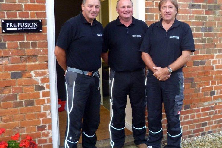 Profusion   Nigel Wyatt, Simon Hatcher, Ian Martin
