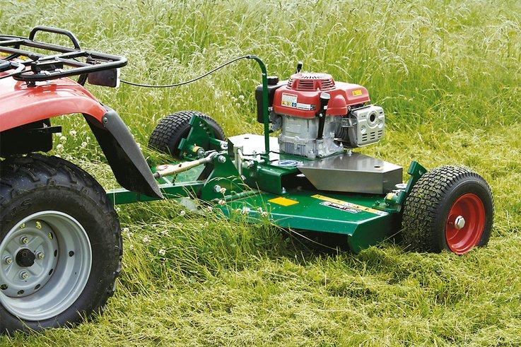 AR rotary mower