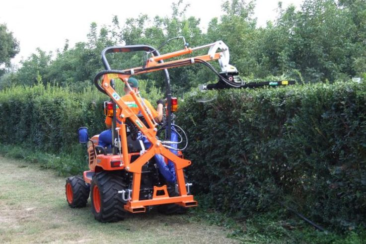 Wessex BRM Hedge Cutter 0715179 3