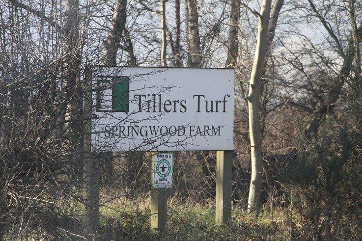 Tillers Sign
