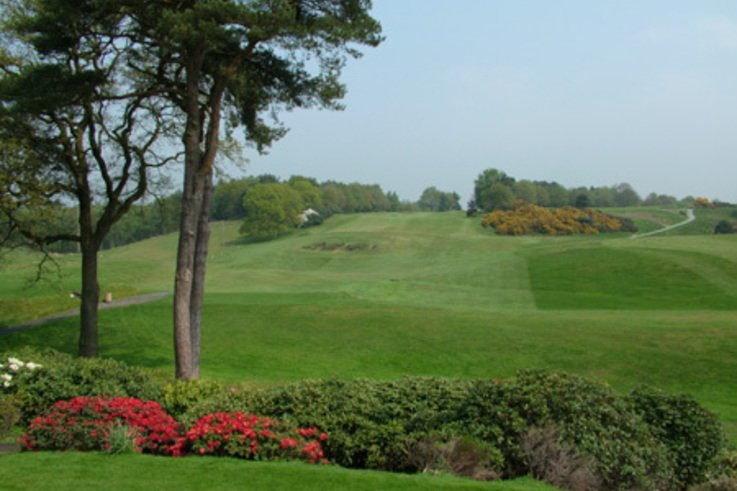 Sustainable golf at Delamere Forest