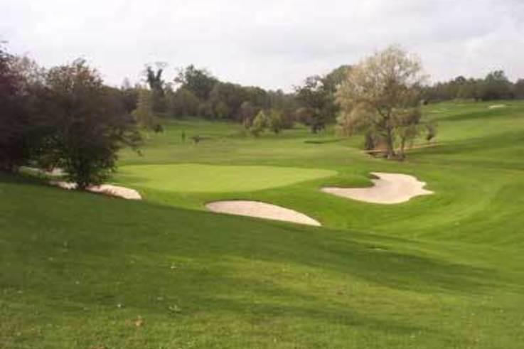 New Greens at Buckingham Golf Club