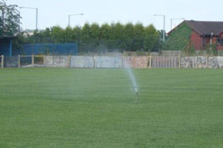 Irrigation problems at Tividale