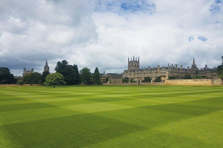 Magdalen College Merton field