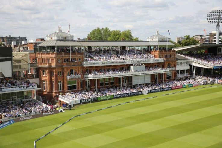 Pitch Perfect: A History of Lord's Cricket Ground