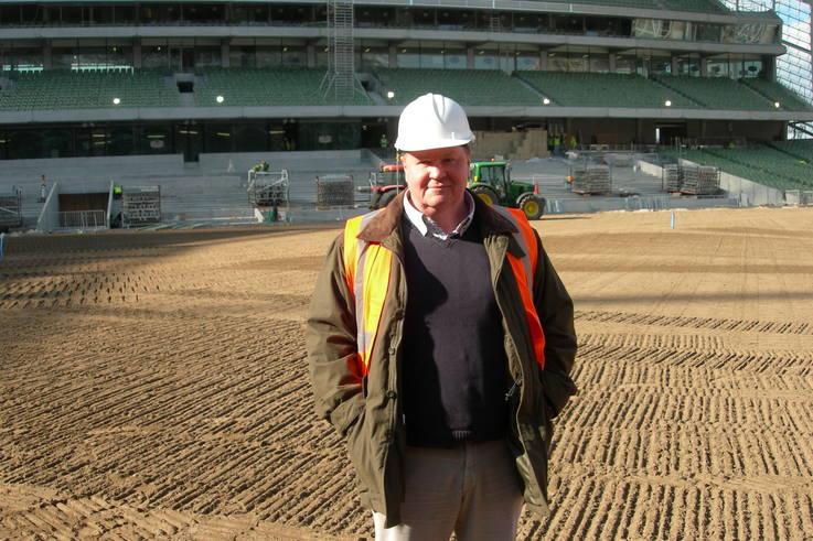 Carl Pass at Aviva Stadium.JPG