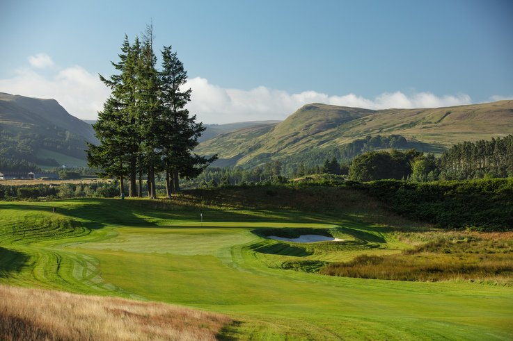 Gleneagles 18th