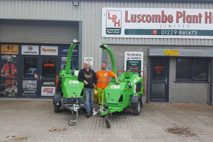Luscombe Hire Greenmech