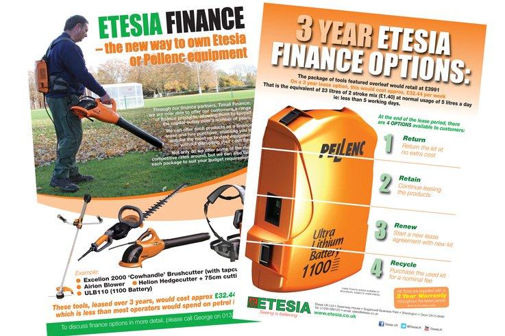 Etesia Finance
