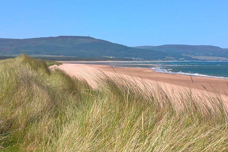 Coul-Links-beach