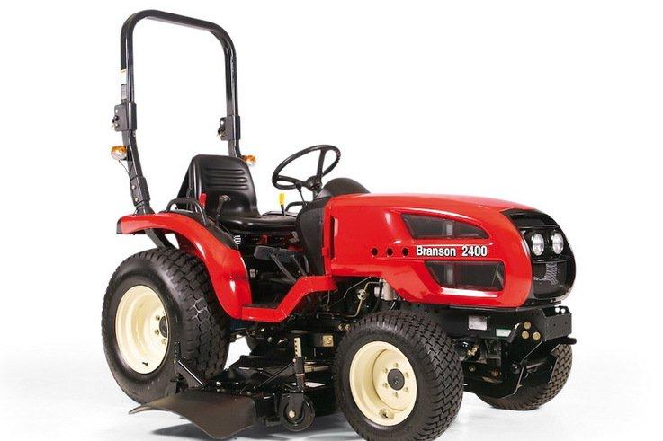 Branson 2400 compact tractor